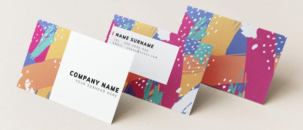 Business Card Printing Perth